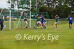 First attack by Renard sees Conor O'Leary after several attempts get the better of the Finuge keeper and defence with the opening Goal of the match.