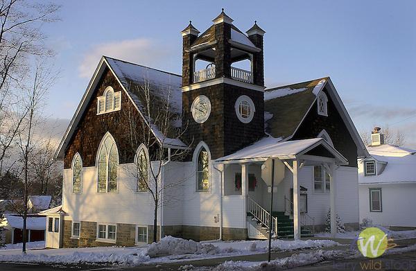 Methodist Church, Eagles Mere, PA