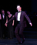 """Randy Rainbow during the Curtain Call for the closing Night performance of  Encores! """"Call Me Madam"""" at City Center on February 10, 2019 in New York City."""