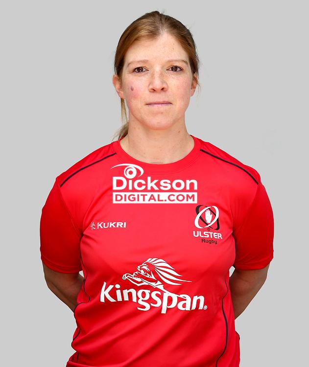 Tuesday 24th August 2021<br /> <br /> Amy Graham<br /> <br /> Ulster Rugby Academy Head Shots at Kingspan Stadium, Ravenhill Park, Belfast, Northern Ireland. Photo by John Dickson/Dicksondigital
