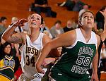 Adams State at Black Hills State Women's Basketball