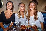 Enjoying the evening in the Mall Tavern on Saturday, l to r: Jana Litchfield, Nicola Moriarty and Erin O'Halloran.
