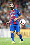 FC Barcelona's Arda Turan during Supercup of Spain 2nd match.August 17,2016. (ALTERPHOTOS/Acero)