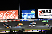 #20: Erik Jones, Joe Gibbs Racing, Toyota Camry Craftsman and #14: Clint Bowyer, Stewart-Haas Racing, Ford Mustang Toco Warranty