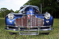 Classic car restoration from Willys restoration in Arvonia, VA. Photo/Andrew Shurtleff