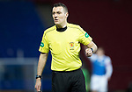 St Johnstone v Hamilton Accies…28.03.18…  McDiarmid Park    SPFL<br />Referee Euan Anderson<br />Picture by Graeme Hart. <br />Copyright Perthshire Picture Agency<br />Tel: 01738 623350  Mobile: 07990 594431