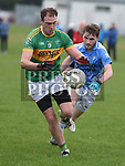 Newtown Blues V Sean O'Mahony's
