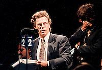Montreal (QC) CANADA-Nov 1996 file photo -<br /> Pierre Goyer