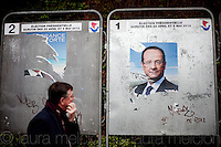 French Presidential Election, 6/05/2012 - Luca Neve, Laura Melcion, Raphaël Blasselle