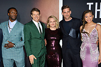 "LOS ANGELES, CA: 24, 2020: Aldis Hodge, Jason Blum, Elisabeth Moss, Oliver Jackson-Cohen & Storm Reid, at the premiere of ""The Invisible Man"" at the TCL Chinese Theatre.<br /> Picture: Paul Smith/Featureflash"