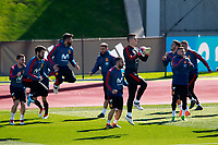 Spain's players during training session. March 21,2018.(ALTERPHOTOS/Acero) /NortePhoto.com NORTEPHOTOMEXICO