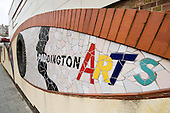 Paddington Arts, a community-based youth performing arts centre in North Paddington, London.  The building was refurbished using Lottery funding.