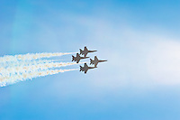 Blue Angels 2005, 2009 and 2011
