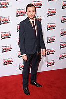 Tommy Bastow<br /> arriving for the Empire Awards 2018 at the Roundhouse, Camden, London<br /> <br /> ©Ash Knotek  D3389  18/03/2018