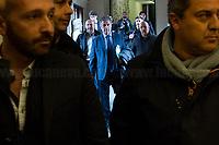 """04.04.2018 - """"Mafia 2.0 - Azioni di contrasto da parte dello Stato"""", Campidoglio (City Hall of Rome)"""