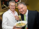 16/11/2010   Copyright  Pic : James Stewart.002_kitchen_opening  .::  SERCO ::  FORTH VALLEY ROYAL HOSPITAL RESTAURANT GRAND OPENING :: NHS CHAIRMAN IAN MULLEN TRIES OUT SOME OF THE FOOD PREPARED BY CELEBRITY CHEF NICK NAIRN AT THE NEW FORTH VALLEY ROYAL HOSPITAL KITCHEN ::