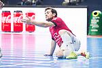 Rios R. Zaragoza Ricardo Felipe during Semi-Finals Futsal Spanish Cup 2018 at Wizink Center in Madrid , Spain. March 17, 2018. (ALTERPHOTOS/Borja B.Hojas)