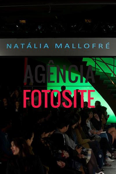 Sao Paulo, Brasil – 08/06/2011 - Desfile de Natalia Mallofre - Talentos do Senac durante a Casa de Criadores  -  Verão 2012.<br /> <br /> Foto : Marcelo Soubhia/ Ag. Fotosite