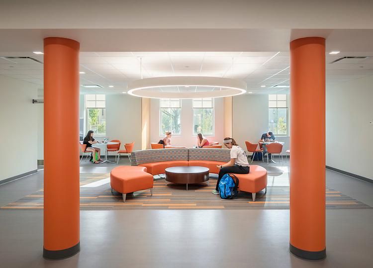 BGSU Moseley Hall | Design Group Bowling Green State University Moseley Hall | Design Group