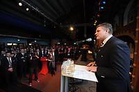 VOETBAL: ABE LENSTRA STADION: HEERENVEEN: SC Heerenveen voorzitter Robert Veenstra, 2010-2013, ©foto Martin de Jong