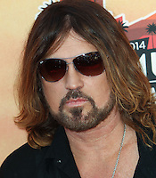 LOS ANGELES, CA, USA - MAY 01: Billy Ray Cyrus at the iHeartRadio Music Awards 2014 held at The Shrine Auditorium on May 1, 2014 in Los Angeles, California, United States. (Photo by Celebrity Monitor)