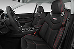 Front seat view of 2017 Chevrolet SS 6.2 4 Door Sedan Front Seat  car photos