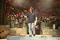 Gregory Doran , the incoming new Artistic Director of The RSC , directing Julius Caesar by William Shakespeare at The photocall  at the Royal Shakespeare Theatre  on 6/6/12.