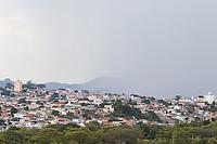 BELO HORIZONTE, MG, 01.11.2018 - CIDADE-MG - Primeiro dia do mês de novembro marcado por bastante chuva na cidade de Belo Horizonte, nesta quinta-feira, 01. (Foto: Doug Patricio/Brazil Photo Press/Folhapress)