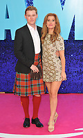 """Paddy Duff and Cassidy Janson at the """"Everybody's Talking About Jamie"""" world film premiere, Royal Festival Hall, Belvedere Road, on Monday 13th September 2021 in Londomn, England, UK. <br /> CAP/CAN<br /> ©CAN/Capital Pictures"""