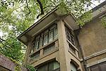 """East """"Turret"""", Upper Level. Yichang (Ichang) Residence."""