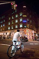 11 Spring Street Building Art Show, New York