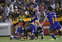 Rugby : Japan Rugby Top League 2017-18 Suntory Sungoliath 36-11 NTT Communications Shining Arcs