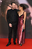 "Matthew Heineman and Gugu Mbatha-Raw<br /> arriving for the London Film Festival screening of ""A Private War"" at the Cineworld Leicester Square, London<br /> <br /> ©Ash Knotek  D3451  20/10/2018"