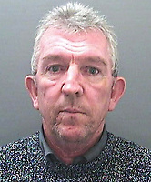2018 03 29 David Roberts jailed for 16 years after sexually abusing three girls, Cardiff, Wales, UK