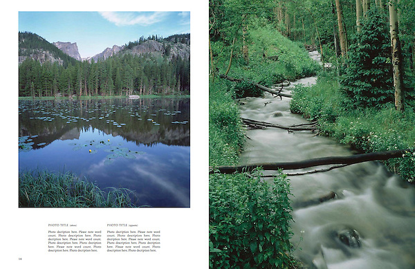 Private, photo tours of Rocky Mountain National Park.<br />