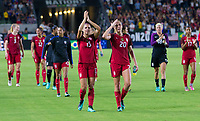 Carson, CA - Thursday August 03, 2017: Alex Morgan, USWNT during a 2017 Tournament of Nations match between the women's national teams of the United States (USA) and Japan (JAP) at StubHub Center.