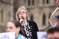 Elizabeth May <br /> , 2018<br /> <br /> PHOTO : Agence Quebec Presse