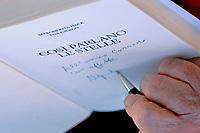 Corrado Lamberti, astrofisico, collaboratore e amico di Margherita Hack, dedica Margherita Hack all'amico Corrado Lamberti