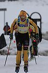 Coronavirus outbreak - 50th Marcialonga - Visma Ski Classic - A 70 km cross-country ski marathon with around 2000 skiers from Moena to Cavalese, Trentino, North Italy on 31st of January 2021. In action skier 1 Lina KORSGREN (SWE)