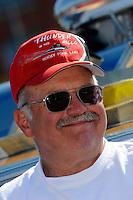 Boat re-builder Jack Hines