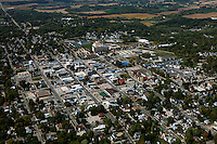 aerial photograph Newton, Iowa