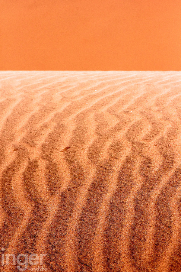 The Red Sands of Sossusvlei, Namibia
