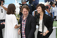 MARION COTILLARD, MATHIEU AMALRIC AND CHARLOTTE GAINSBOURG - PHOTOCALL OF THE FILM 'LES FANTOMES D'ISMAEL' AT THE 70TH FESTIVAL OF CANNES 2017