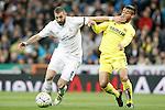 20160420. La Liga 2015/2016. Real Madrid v Villareal.