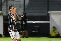 Rio de Janeiro (RJ), 24/01/2021  - Fluminense-Botafogo - Calegari jogador do Fluminense,durante partida contra o Botafogo,válida pela 32ª rodada do Campeonato Brasileiro 2020,realizada no Estádio de São Januário,na zona norte do Rio de Janeiro,neste domingo (24).