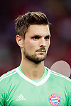 Bayern Munich Goalkeeper Sven Ulreich getting into the field during the International Champions Cup match between FC Bayern and FC Internazionale at National Stadium on July 27, 2017 in Singapore. Photo by Marcio Rodrigo Machado / Power Sport Images
