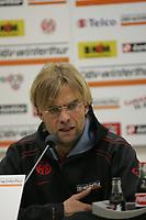 Trainer J¸rgen Klopp (FSV Mainz 05)