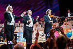 ANDRE RIEU  and his JOHANN STRAUSS ORCHESTRA with los del Rio singing La Macarena in a concert at the WIZINK CENTER in Madrid<br /> November 13, 2019. <br /> (ALTERPHOTOS/David Jar)