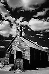 Church in Bodie California