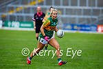 Andrea Murphy in action for Kerry V Wexford in the Lidl LGFA National football league game in Fitzgerald Stadium Killarney on Sunday.